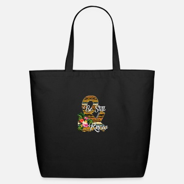 Know Be Still Know - Eco-Friendly Tote Bag