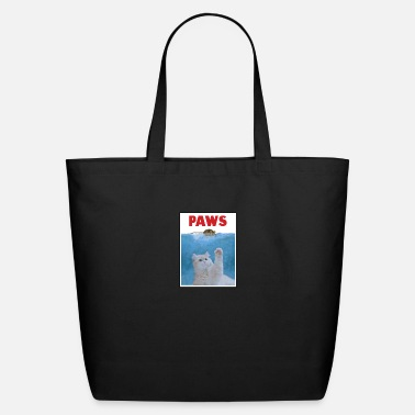 Mouse Paws funny Cat and mouse - Eco-Friendly Tote Bag