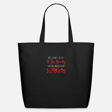 Sad To see beauty never grows old - Eco-Friendly Tote Bag