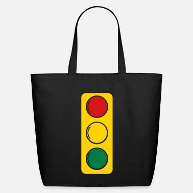 Traffic Light traffic lights red amber and green - Eco-Friendly Tote Bag