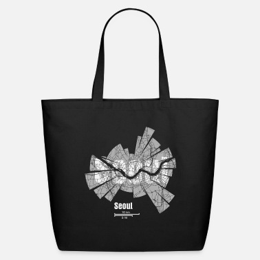 Seoul Seoul - Eco-Friendly Tote Bag