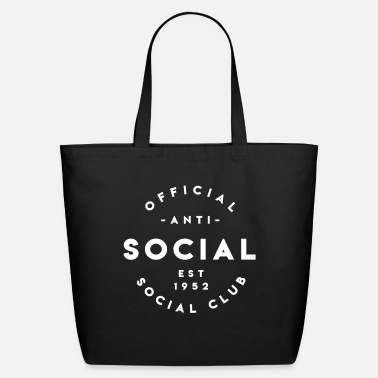Anti Anti Social Social Club - Eco-Friendly Tote Bag