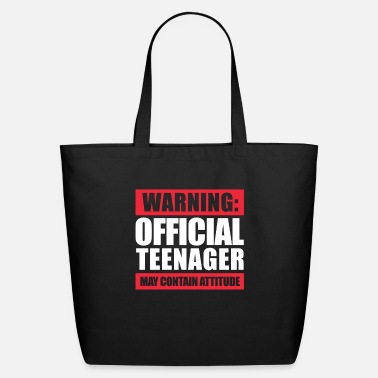 Teenager Teenager - Eco-Friendly Tote Bag