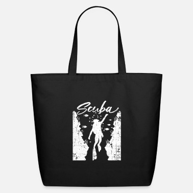 Scuba Scuba - Eco-Friendly Tote Bag