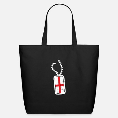 Necklace England Necklace - Eco-Friendly Tote Bag