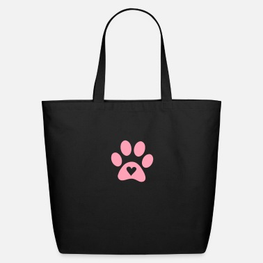 Paw Paw Print - Eco-Friendly Tote Bag