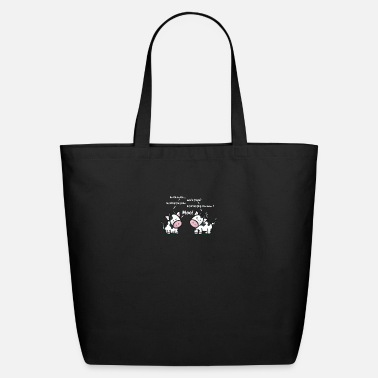 Cow Jokes - Eco-Friendly Tote Bag