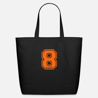 Cool eight inch - Eco-Friendly Tote Bag