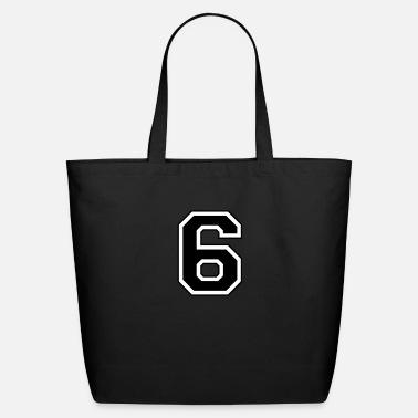 College 6 - Eco-Friendly Tote Bag
