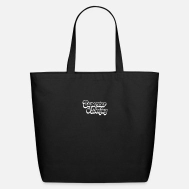 Deejay Superstar Deejay - Eco-Friendly Tote Bag