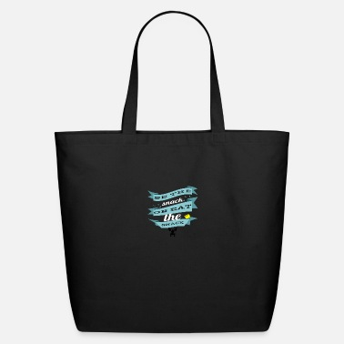 Snack be the snack or eat the snack - Eco-Friendly Tote Bag