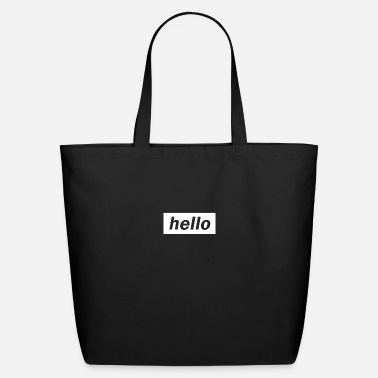 Hello Hello - Eco-Friendly Tote Bag
