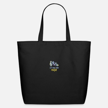 Noise Noise - Eco-Friendly Tote Bag