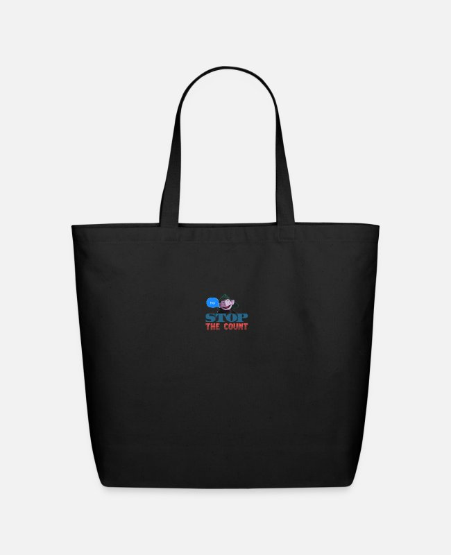 Presidential Election Bags & Backpacks - Stop the count-Stevencox26 - Eco-Friendly Tote Bag black