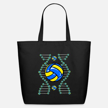 Volleyball Beach Volleyball Team Player Volley Quote Setter - Eco-Friendly Tote Bag