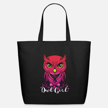 Owl Owl - Eco-Friendly Tote Bag