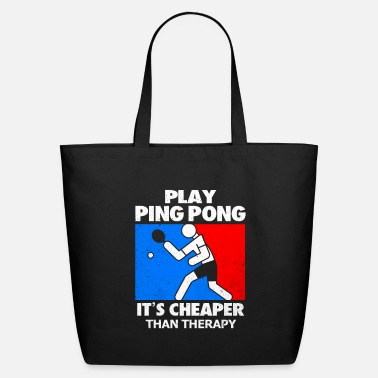 Ping Pong Ping Pong - Eco-Friendly Tote Bag
