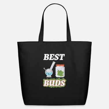 Cannabis Weed - Eco-Friendly Tote Bag