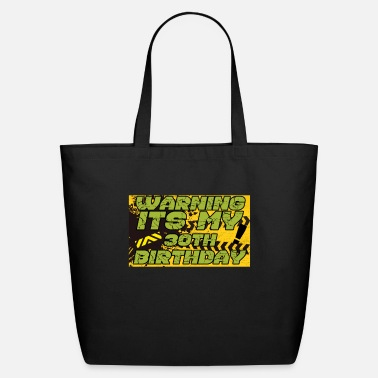 Young 30 Years 30th Birthday 1990 Happy Birthday 30 Plus - Eco-Friendly Tote Bag
