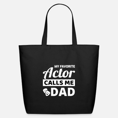 Motion Acting Actor Actress Dad Fathers Day Gift - Eco-Friendly Tote Bag