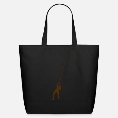 Ice climbing - Eco-Friendly Tote Bag