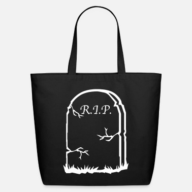 Tombstone tombstone R.I.P. - Eco-Friendly Tote Bag