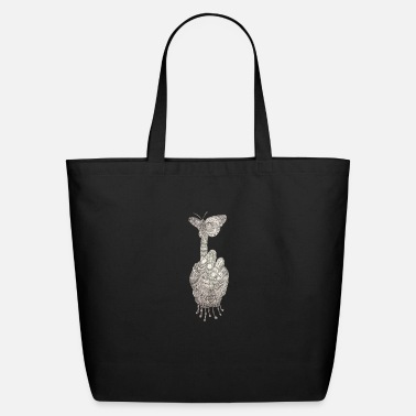 Serenity Peace, Serenity, - Eco-Friendly Tote Bag