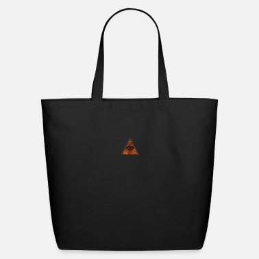 Triangle The All Seeing Eye Symbol - Eco-Friendly Tote Bag