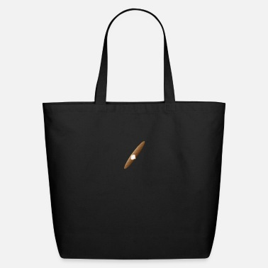 Non-smoking a great cigar status symbol and attitude to life - Eco-Friendly Tote Bag