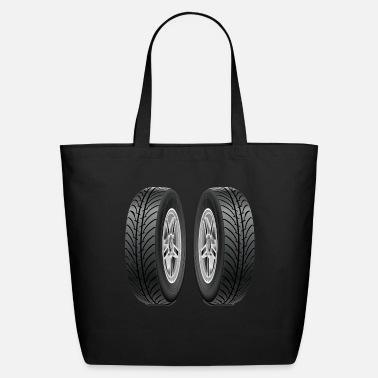 Tire Tires - Eco-Friendly Tote Bag