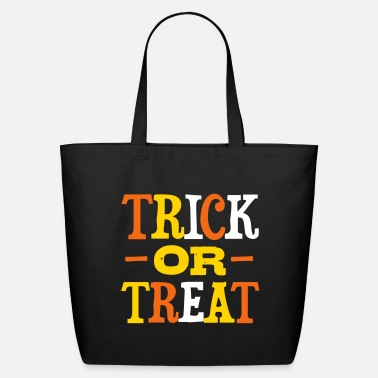 Halloween trick_or_treat - Eco-Friendly Tote Bag