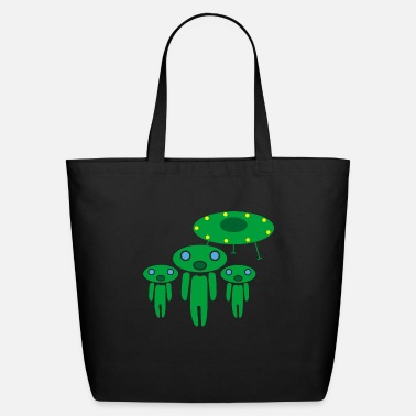 Arrival Aliens arrival - Eco-Friendly Tote Bag