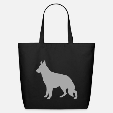 German German Shepherd - Eco-Friendly Tote Bag
