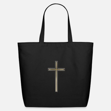 Cross Christianity Christian cross - Eco-Friendly Tote Bag