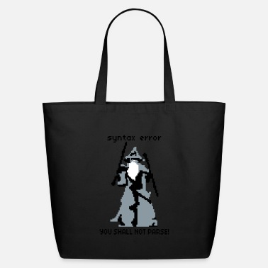 Geek - Eco-Friendly Cotton Tote