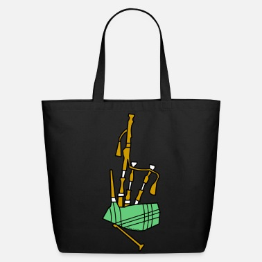 Bagpipes Bagpipes - Eco-Friendly Cotton Tote
