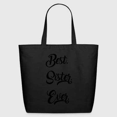 Sister - Eco-Friendly Cotton Tote