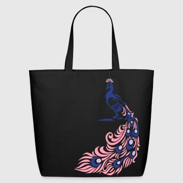 peacock - Eco-Friendly Cotton Tote