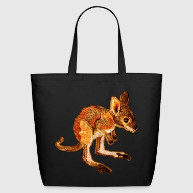 Joey Kangaroo Joey - Eco-Friendly Cotton Tote