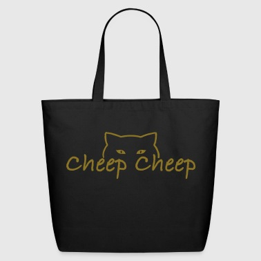 Cheep Cheep of Solumbum - Eco-Friendly Cotton Tote