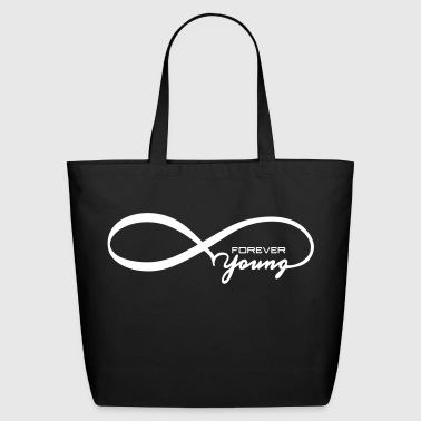 Forever Young - Eco-Friendly Cotton Tote