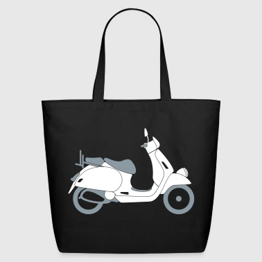 Scooter Scooter - Eco-Friendly Cotton Tote