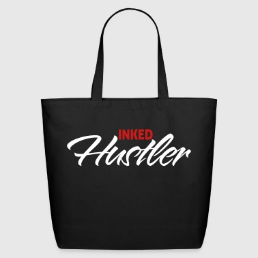 Inked hustler - Eco-Friendly Cotton Tote