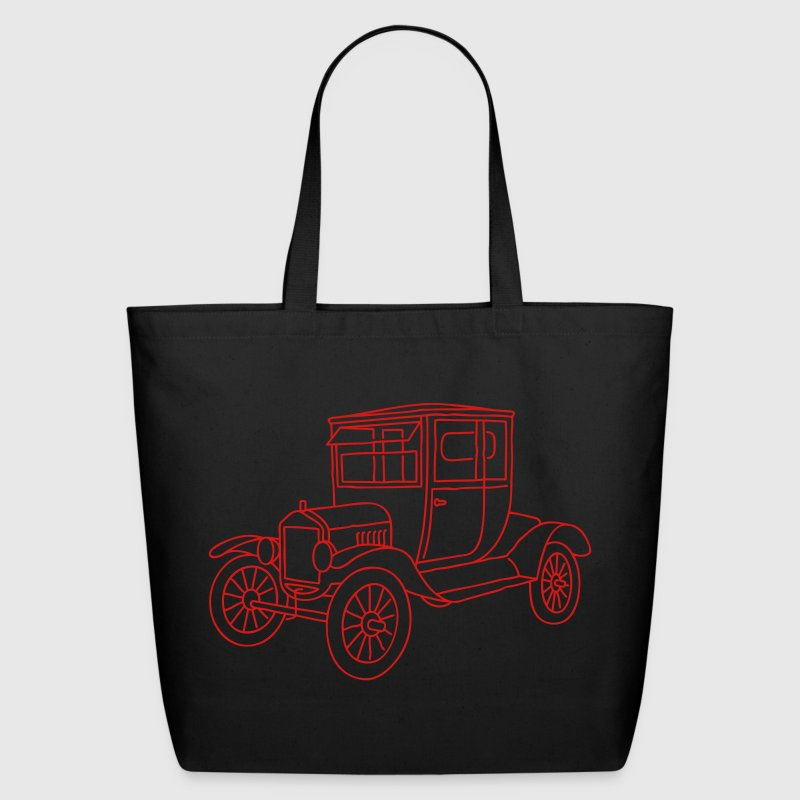 Oldtimer model T - Eco-Friendly Cotton Tote