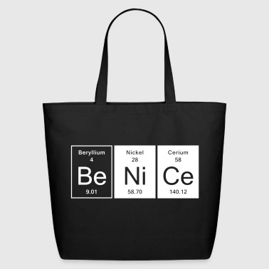 Be Nice - Nice - Eco-Friendly Cotton Tote