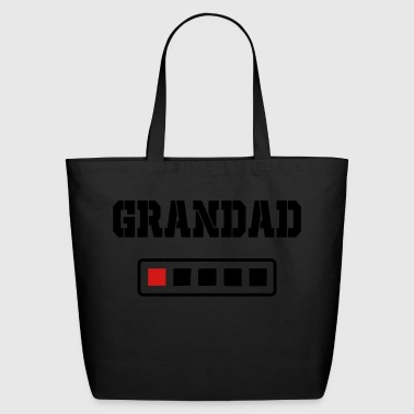 grandad energy - Eco-Friendly Cotton Tote