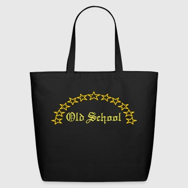 Old School - Eco-Friendly Cotton Tote