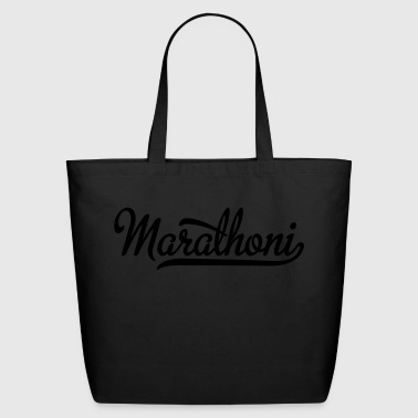 marathon - Eco-Friendly Cotton Tote