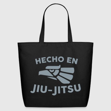 Hecho en JiuJitsu - Eco-Friendly Cotton Tote