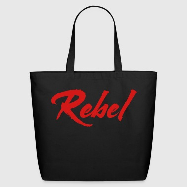 Rebel - Eco-Friendly Cotton Tote